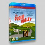 The Proud Valley Blu-ray Packaging