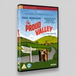 The Proud Valley DVD Packaging