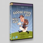 The Goose Steps Out DVD Packaging