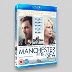 Manchester By The Sea Blu-ray Packaging