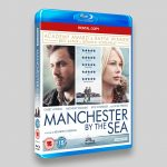 Manchester By The Sea Blu-ray Rental Packaging