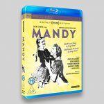 Mandy Blu-Ray Packaging